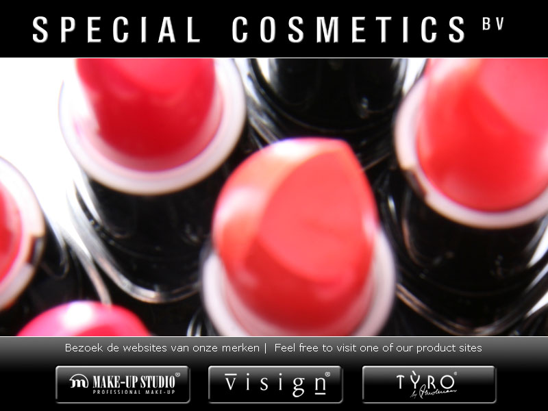 Special Cosmetics Professional make-up